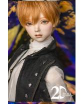 青缇/Grape 2D-DOLL 68cm SD17 size boy doll BJD