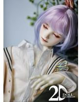 桂圆/Longan 2D-DOLL 68cm SD17 size boy doll BJD