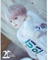 Bohe/Mint 2D-DOLL 1/3 size 63cm boy doll SD13 size bjd