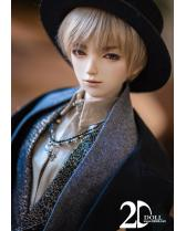 Scone 2D-DOLL 68cm SD17 size boy doll BJD
