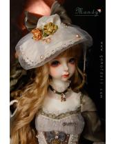 Mandy GEM 1/3 size girl doll 58cm SD size bjd
