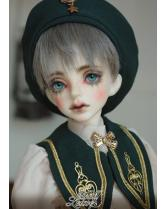 Augus Doll Leaves DS 1/4 MSD size boy doll 43cm size bjd