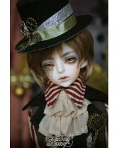 Andrew Doll Leaves DS 1/4 MSD size boy doll 43cm size bjd