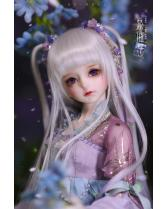Mesona-purple fairy Ancient Chinese AS-DOLL 1/3 size girl do...