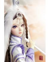 Rouran girl-Cynthia Ancient Chinese AS-DOLL 1/3 size girl do...