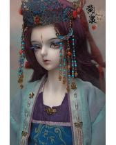 Yomi-Huang Quan Chinese Ancient style AS-DOLL 1/4 size girl ...
