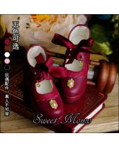 ribbon high heel shoes 5 colors【Air Castle】for bjd SD 1/3 gi...