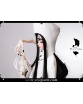 Hyaline monster arm Dream Valley 1/4 MSD size girl doll 44cm...