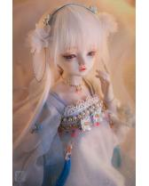 Moon Fairy•Yue LIMITED LoongSoul LS BJD 1/4 girl MSD doll bj...