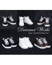 casual sneakers shoes 3 colors【Dreamer Works】for bjd SD/MSD ...