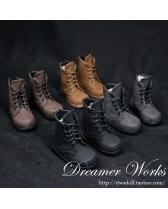 short boots 4 colors【Dreamer Works】for bjd SD/MSD SD17 ID 1/...