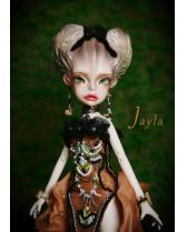 Jayla special body LIMITED IMPLDOLL BJD 1/4 girl MSD doll su...
